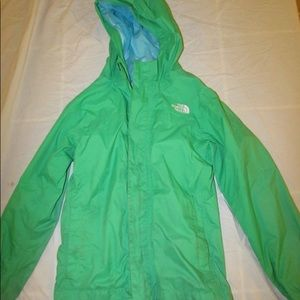 Kids Raincoat North Face